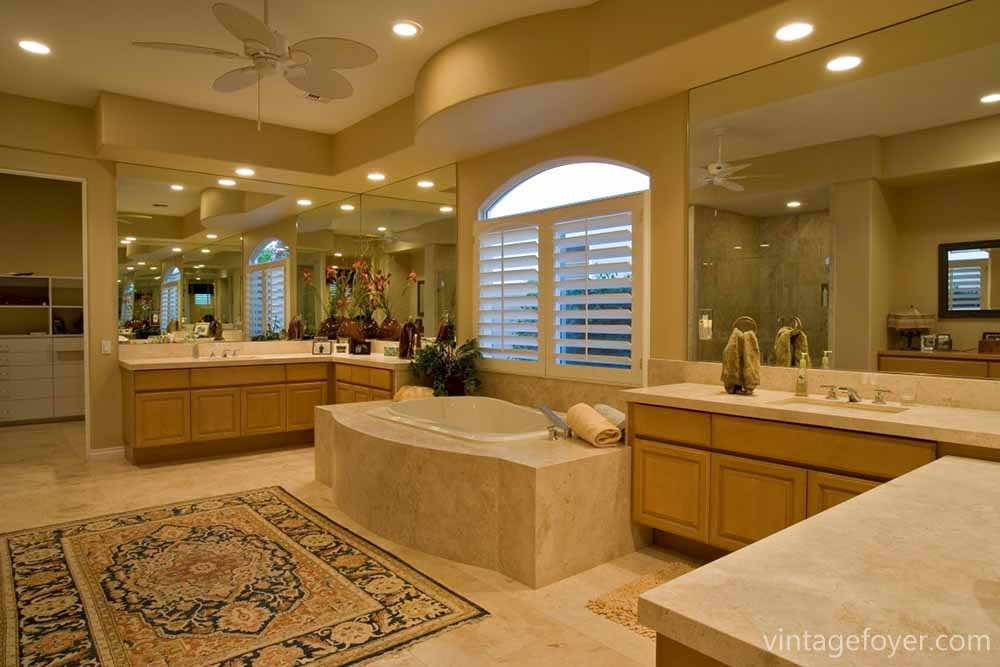 Fancy Bathroom: 45 Luxury Bathrooms To Inspire Your Home Renovation Plans