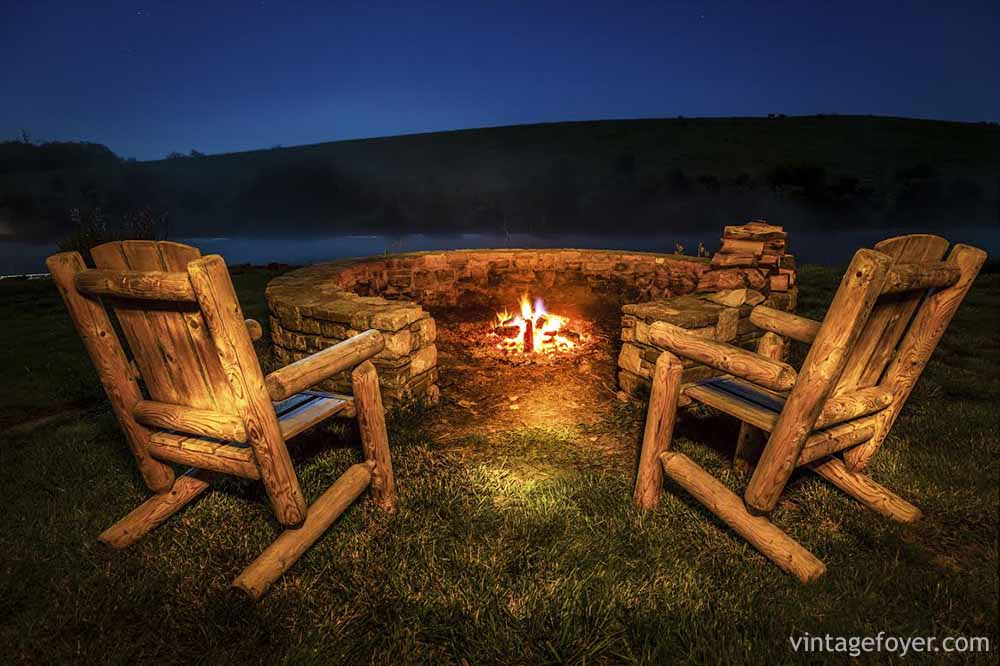 Swell 30 Red Hot Ideas For Your Backyard Fire Pit Design Uwap Interior Chair Design Uwaporg