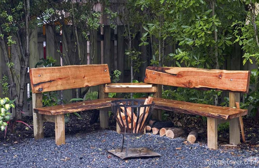30 red hot ideas for your backyard fire pit design - Types fire pits cozy outdoor spaces ...