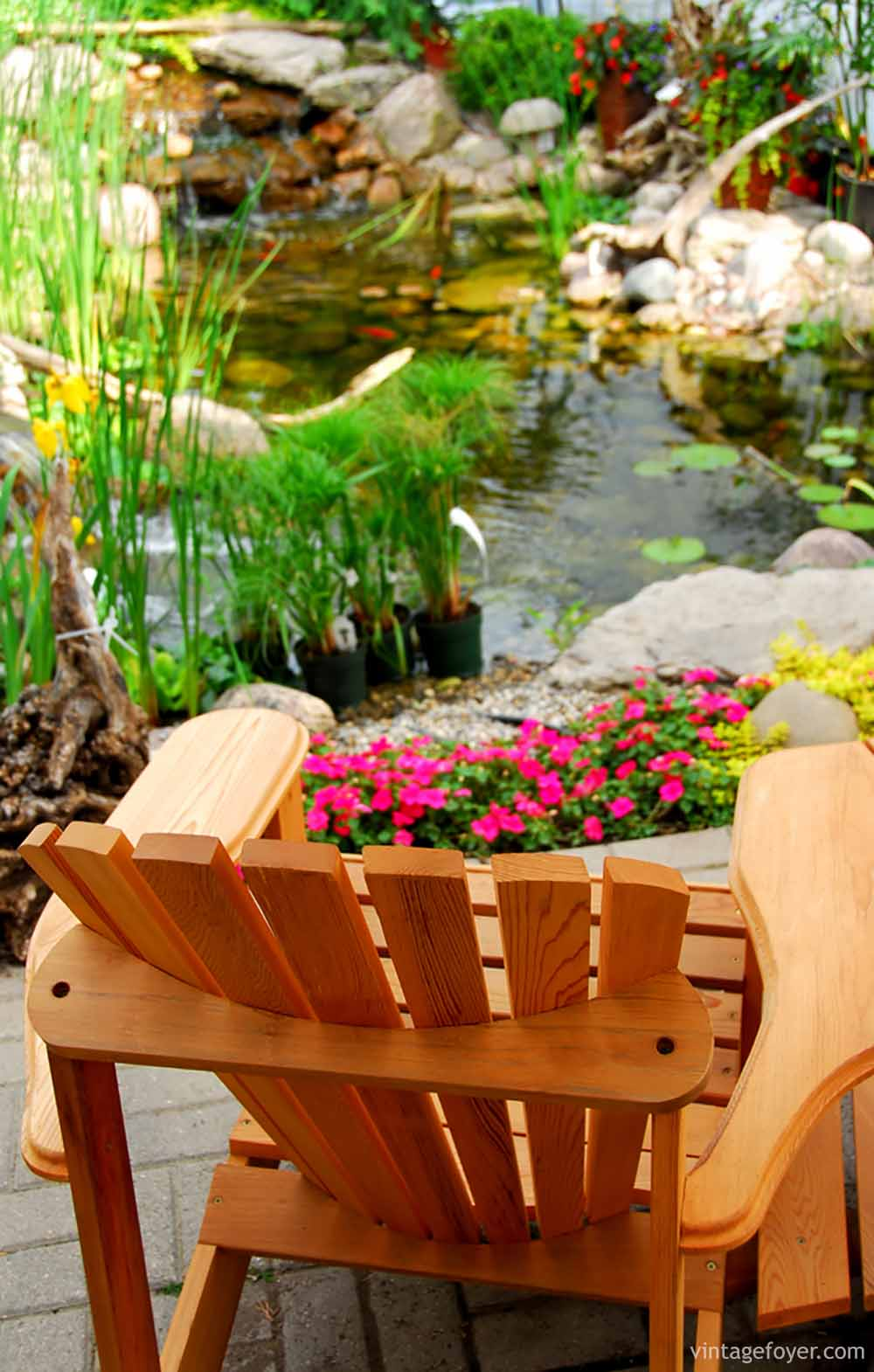 42 incredibly beautiful backyard ponds for your inspiration ...