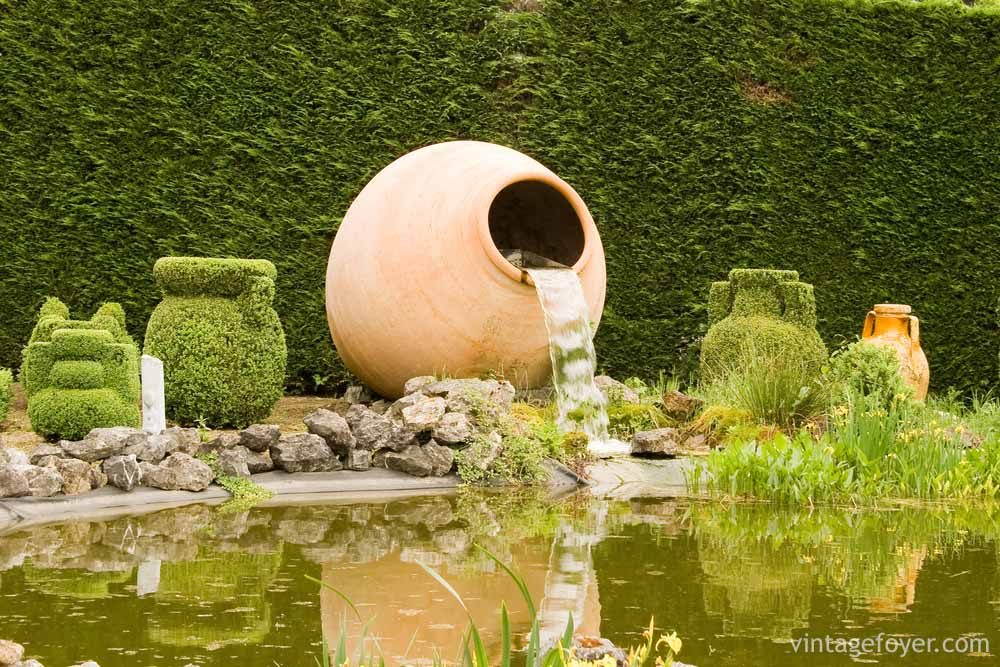 42 incredibly beautiful backyard ponds for your inspiration for Idee deco jardin exterieur