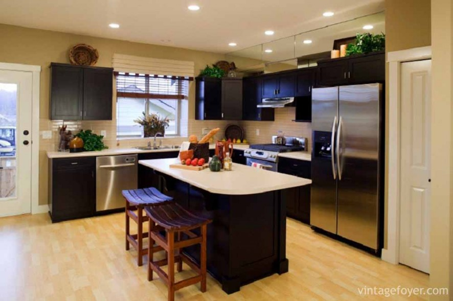 new modern kitchen home interior