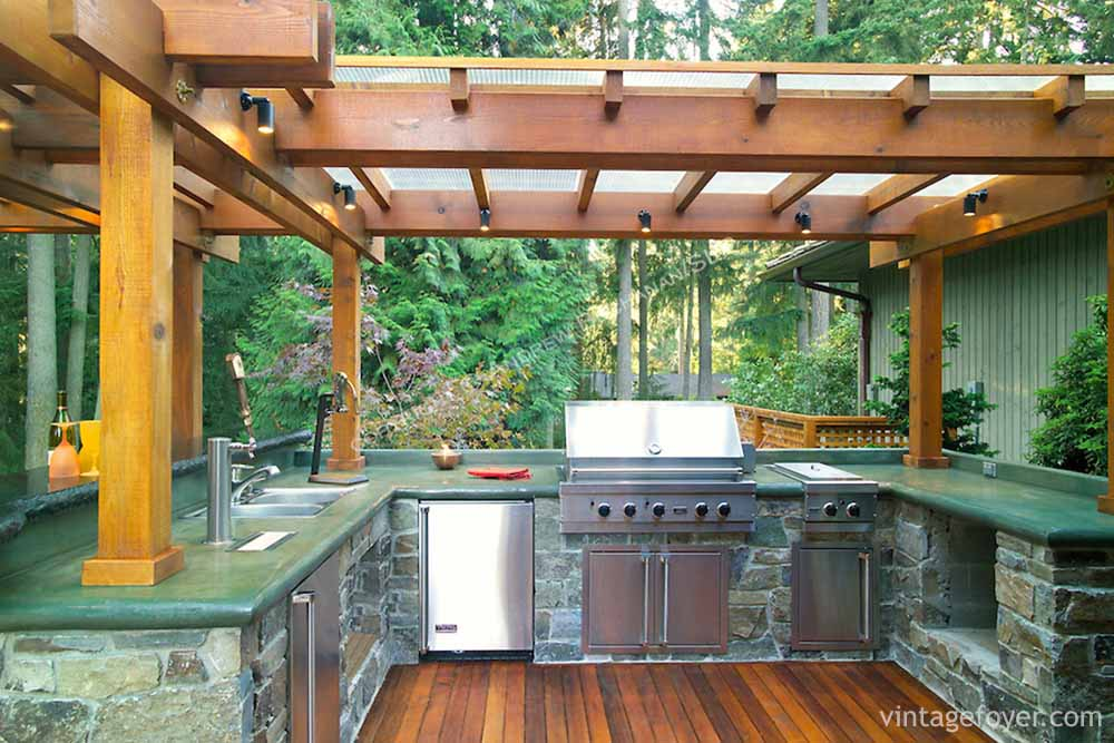 Outdoor Patio Kitchens Galore (Photo Gallery) on lakeside kitchen cabinets, metal deck railing designs, lakeside outdoor decorating, lakeside furniture, lakeside outdoor storage, lakeside outdoor bathroom, lakeside outdoor decor,