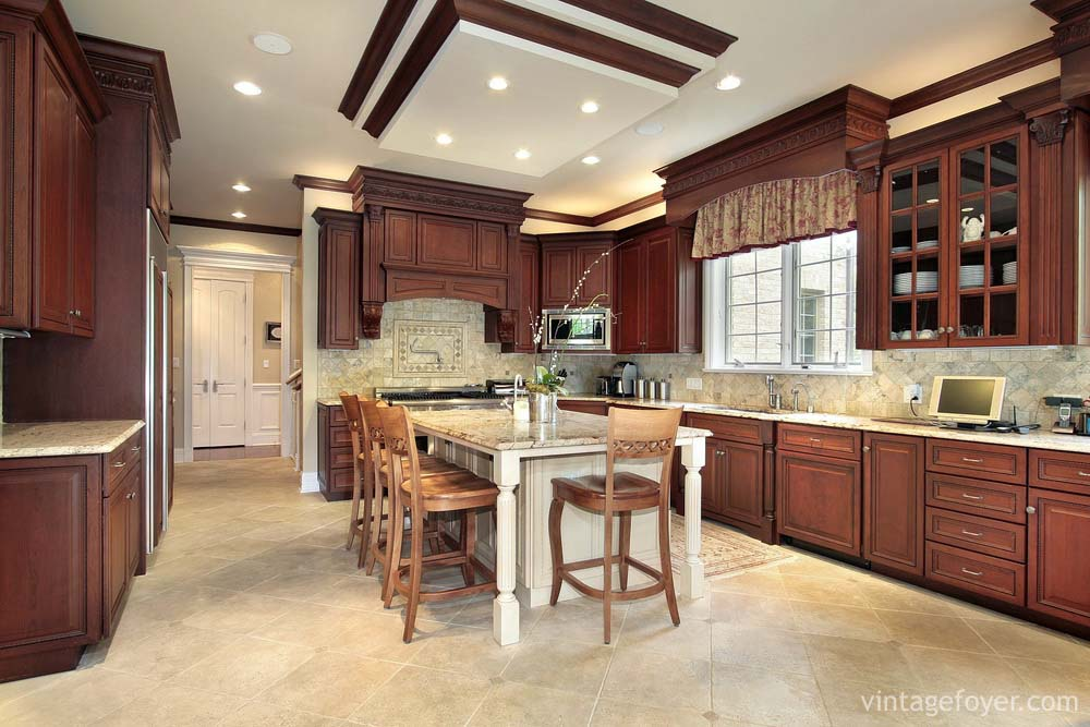 Traditional And Modern Luxury Kitchens