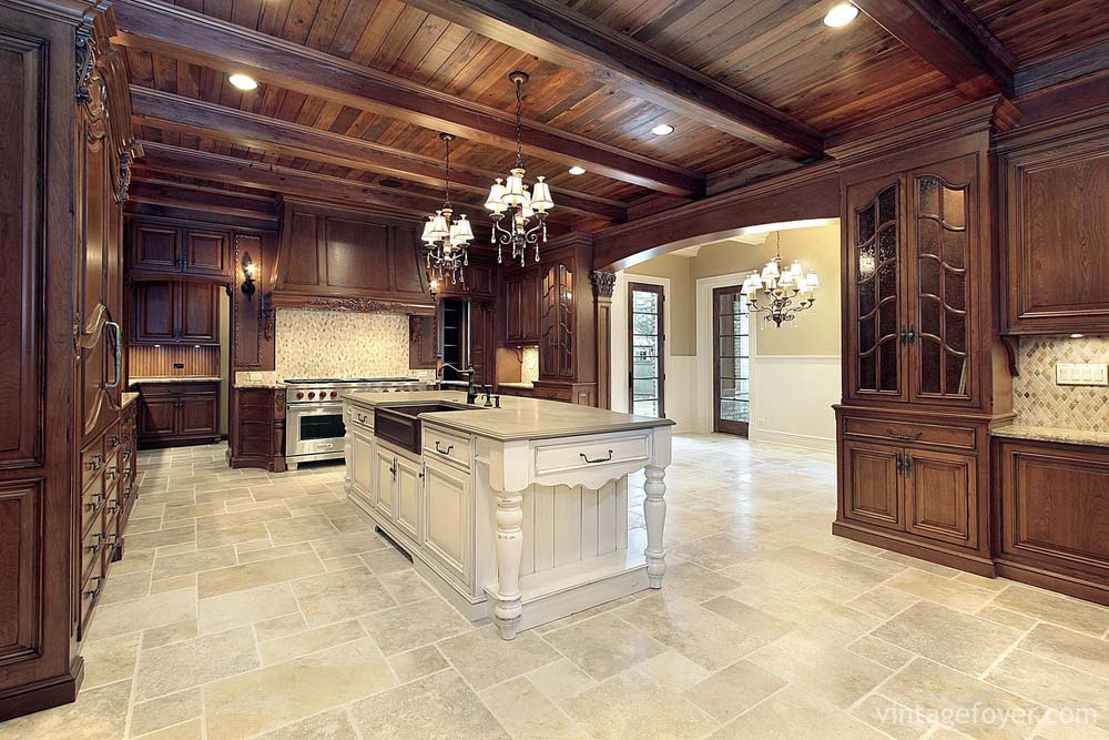 153 Traditional and Modern Luxury Kitchens - Pictures on