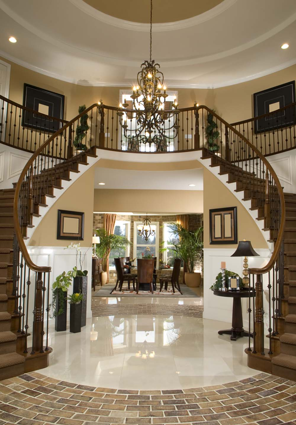 House With A Foyer : Dream foyers