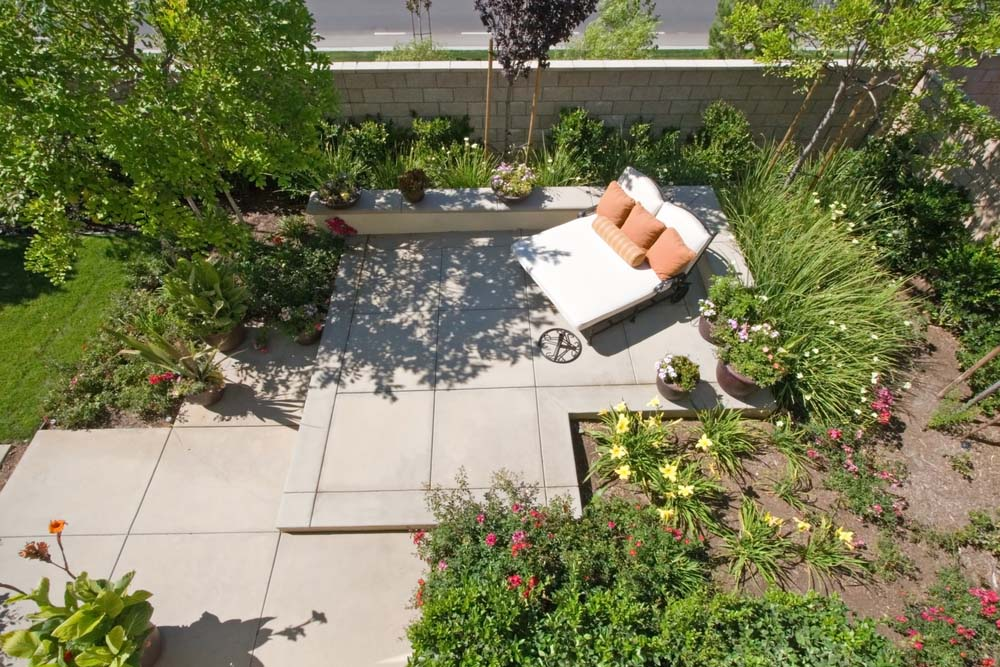 48 Beautiful Patio Designs Concrete Flagstone And Brick