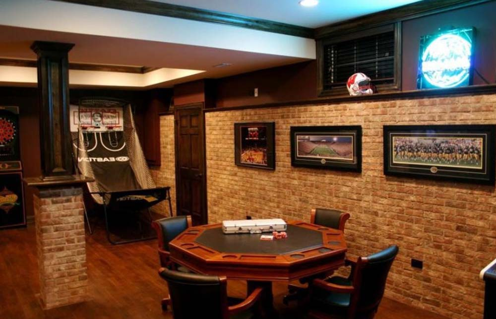 Man Caves Basement : Envy worthy finished basements man caves page of