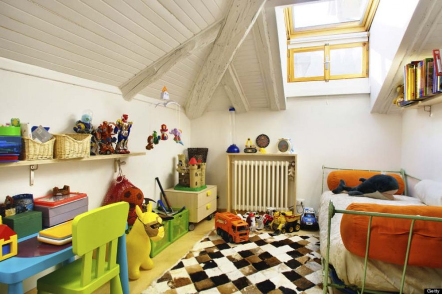 House Michela children room