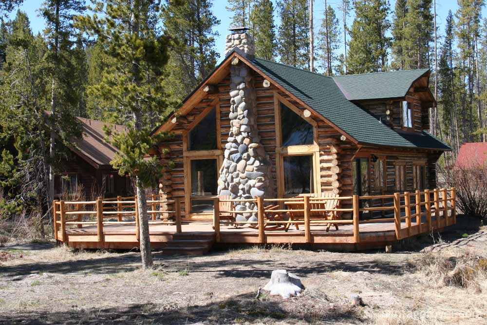 Log home roof designs home design and style for Log cabin roof design