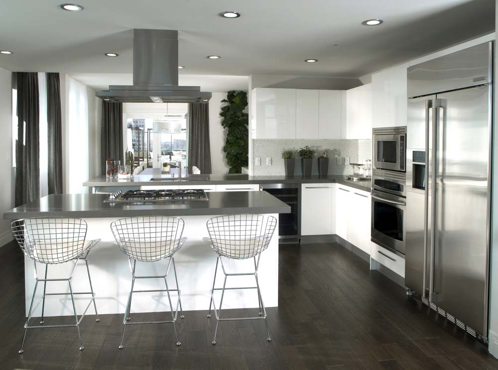 77 Refreshing L-Shaped Kitchen Designs - Page 2 of 3 on