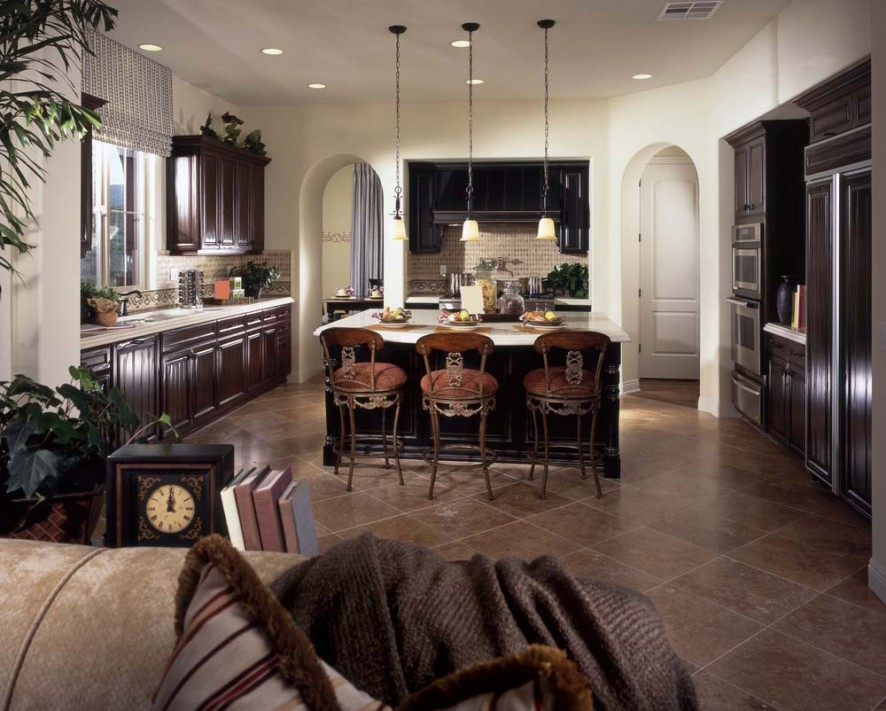 Captivating U Shaped Kitchens With Style Varieties Page