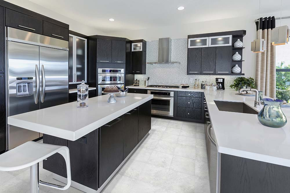 Captivating U Shaped Kitchens With Style Varieties