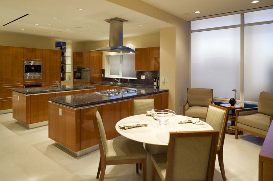modern luxury kitchen penthouse condo vancouver british columbia canada