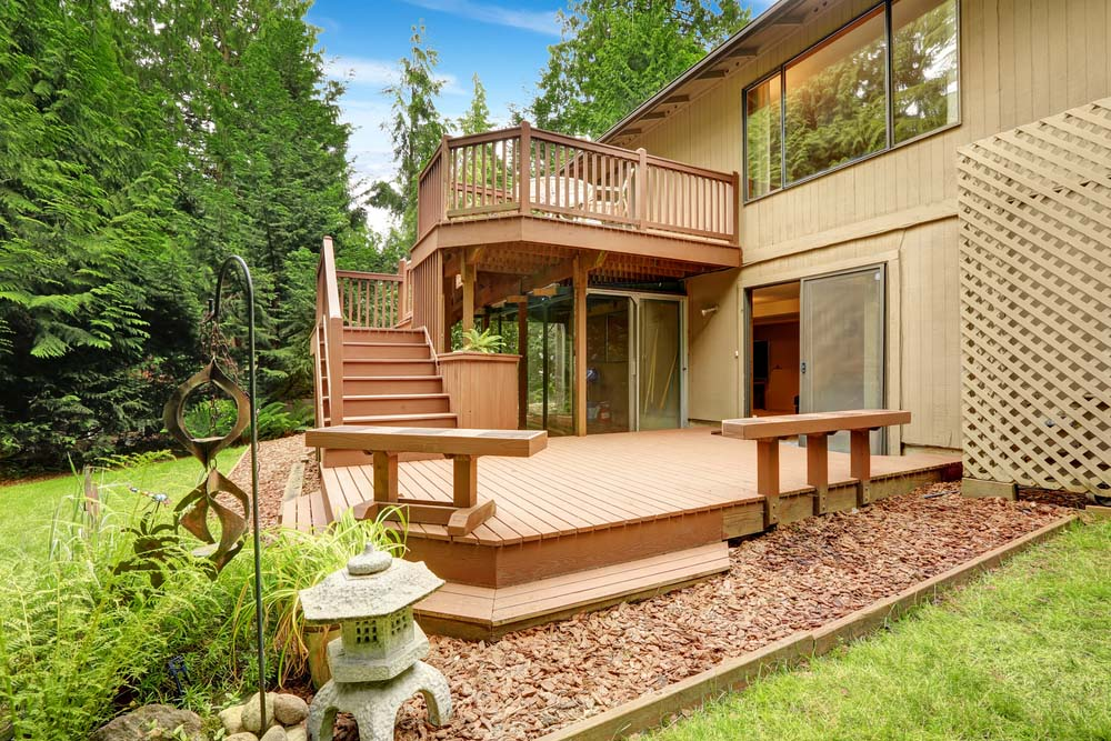 Delightful Wood Deck Designs 42 Photos