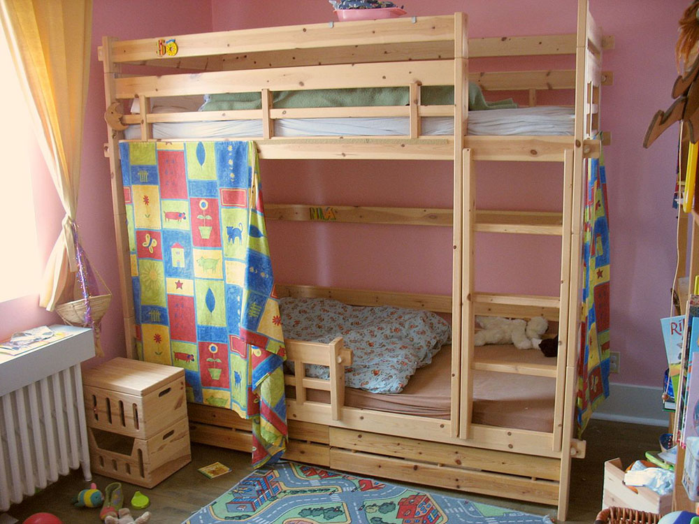Unique Bunk Bed Designs elegant, fun, and unique bunk bed designs