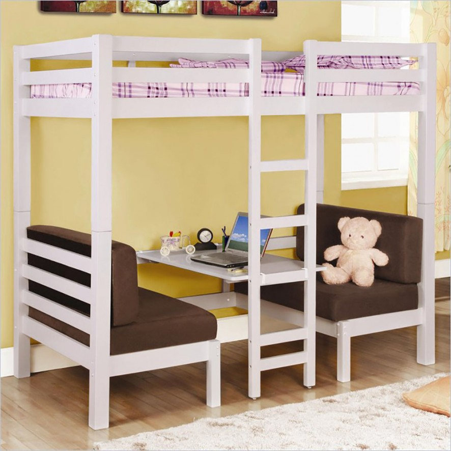 Awesome Beds: Elegant, Fun, And Unique Bunk Bed Designs